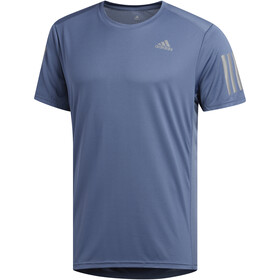 adidas Own The Run SS Tee Men tech ink